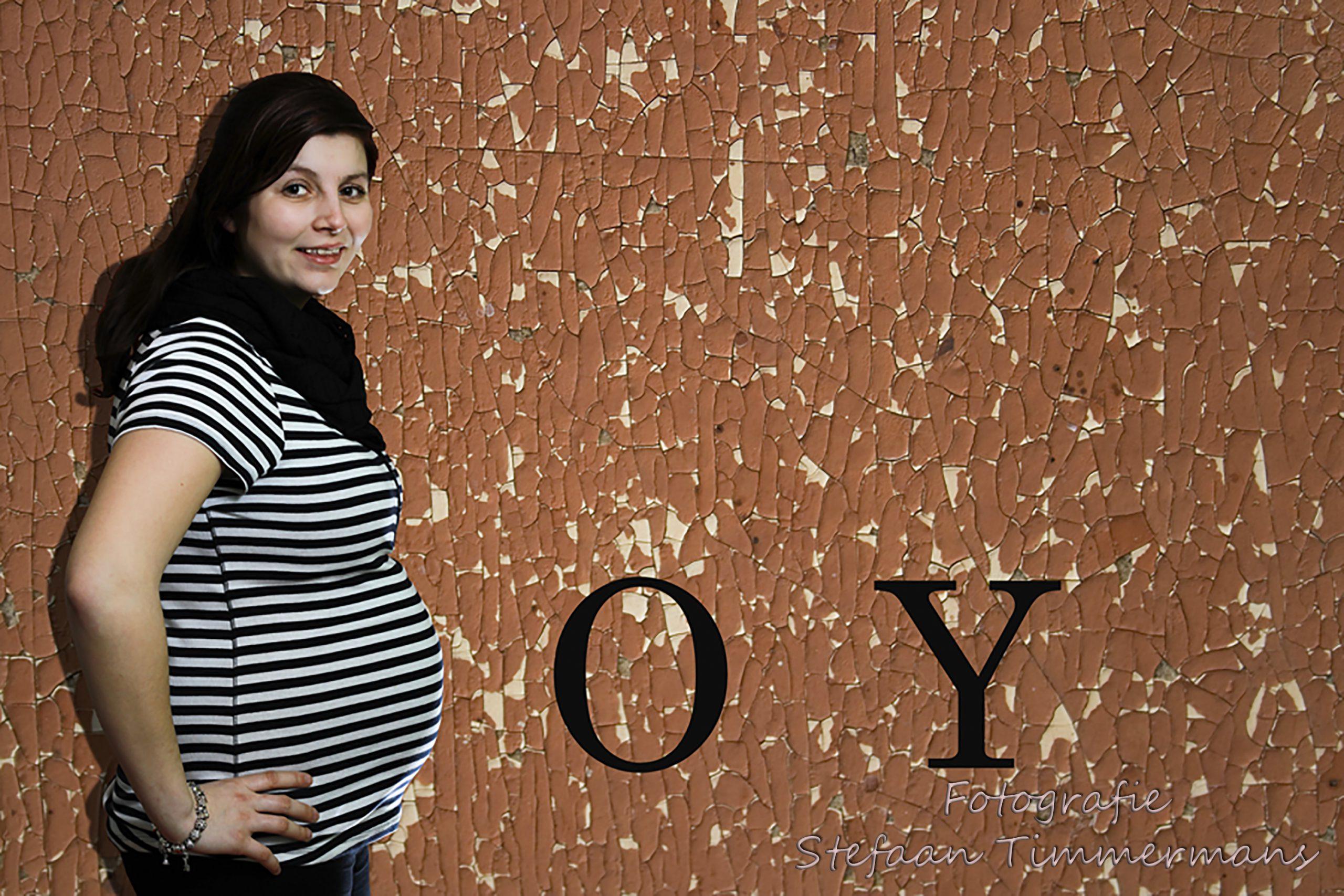 fotograaf zwangerschap Deinze